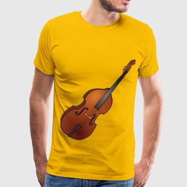 Double Bass Double Bass - Men's Premium T-Shirt