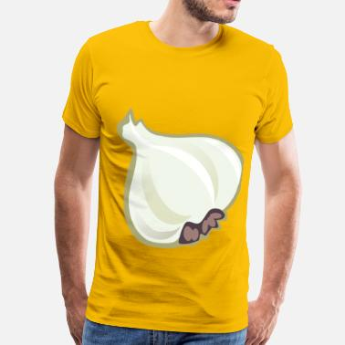 Garlic garlic - Men's Premium T-Shirt