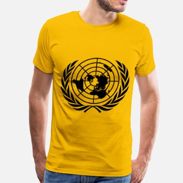 National Organization For United Nations - Men's Premium T-Shirt