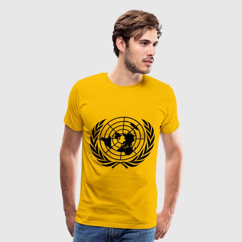 United Nations - Men's Premium T-Shirt