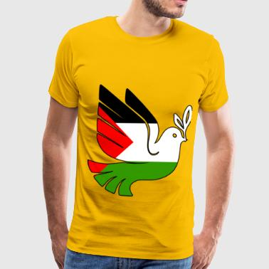 Stop War Stop the war Peace for Palestine - Men's Premium T-Shirt