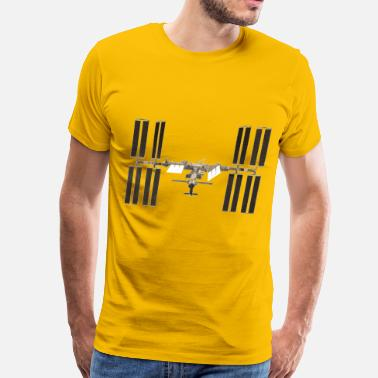 International Space Station International Space Station - Men's Premium T-Shirt