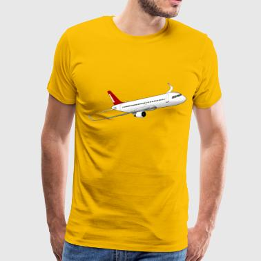Airbus A320 - Men's Premium T-Shirt