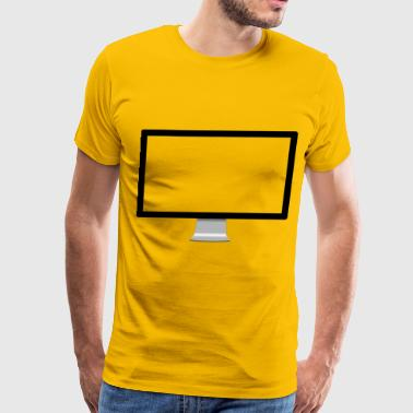 Monitor - Men's Premium T-Shirt