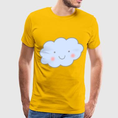 Cute Cloud - Men's Premium T-Shirt