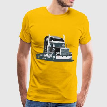 Trailer - Men's Premium T-Shirt