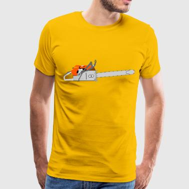 Chainsaw - Men's Premium T-Shirt