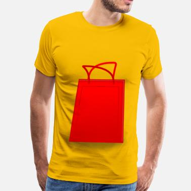 Shopping Frenzy Shopping Bag - Men's Premium T-Shirt