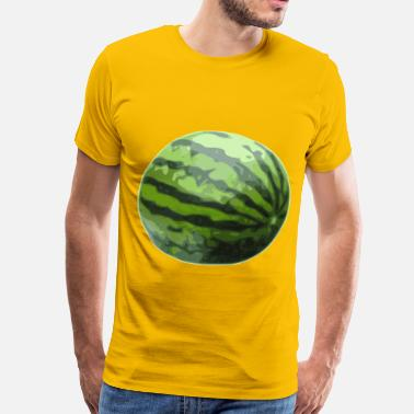 Pineapple And Watermelon Watermelon - Men's Premium T-Shirt