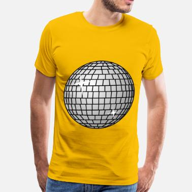 Speakeasy Disco ball - Men's Premium T-Shirt