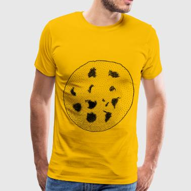 Chocolate Chip Cookie Chocolate Chip Cookie - Men's Premium T-Shirt