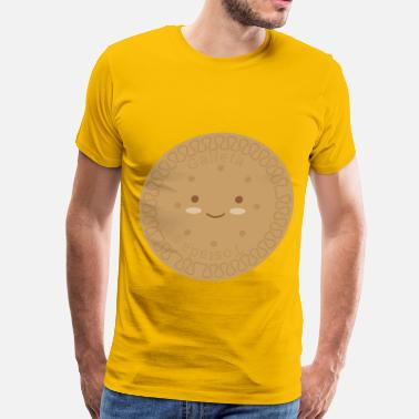Cooky cookie - Men's Premium T-Shirt