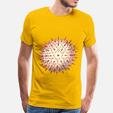 Dust Pollen - Men's Premium T-Shirt