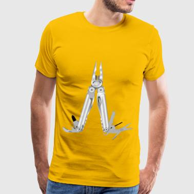 MULTITOOL - Men's Premium T-Shirt
