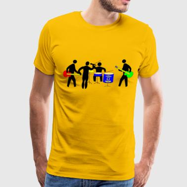Pedestrian Band - Men's Premium T-Shirt