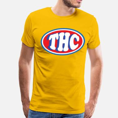 Cannabis Culture THC - Men's Premium T-Shirt