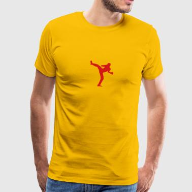 french boxing savate 78 - Men's Premium T-Shirt