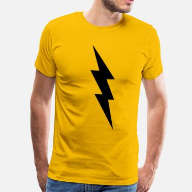 Gordon Flash lightning - Men's Premium T-Shirt