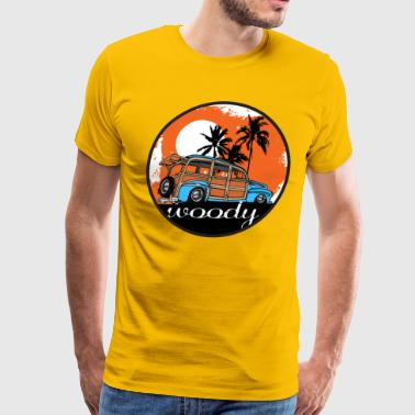 Woody - Men's Premium T-Shirt