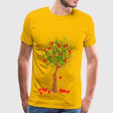 Apple Tree - Men's Premium T-Shirt