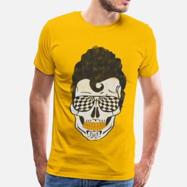 Elvis Design & Glamour Zombie Elvis - Men's Premium T-Shirt