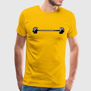 Heavy Weights - Men's Premium T-Shirt