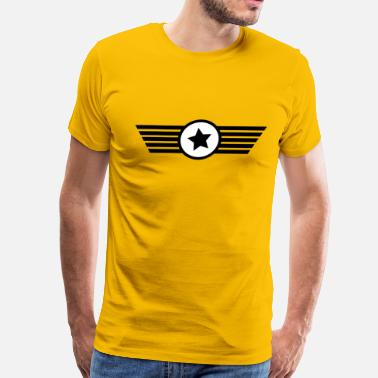 Aviat aviator - Men's Premium T-Shirt