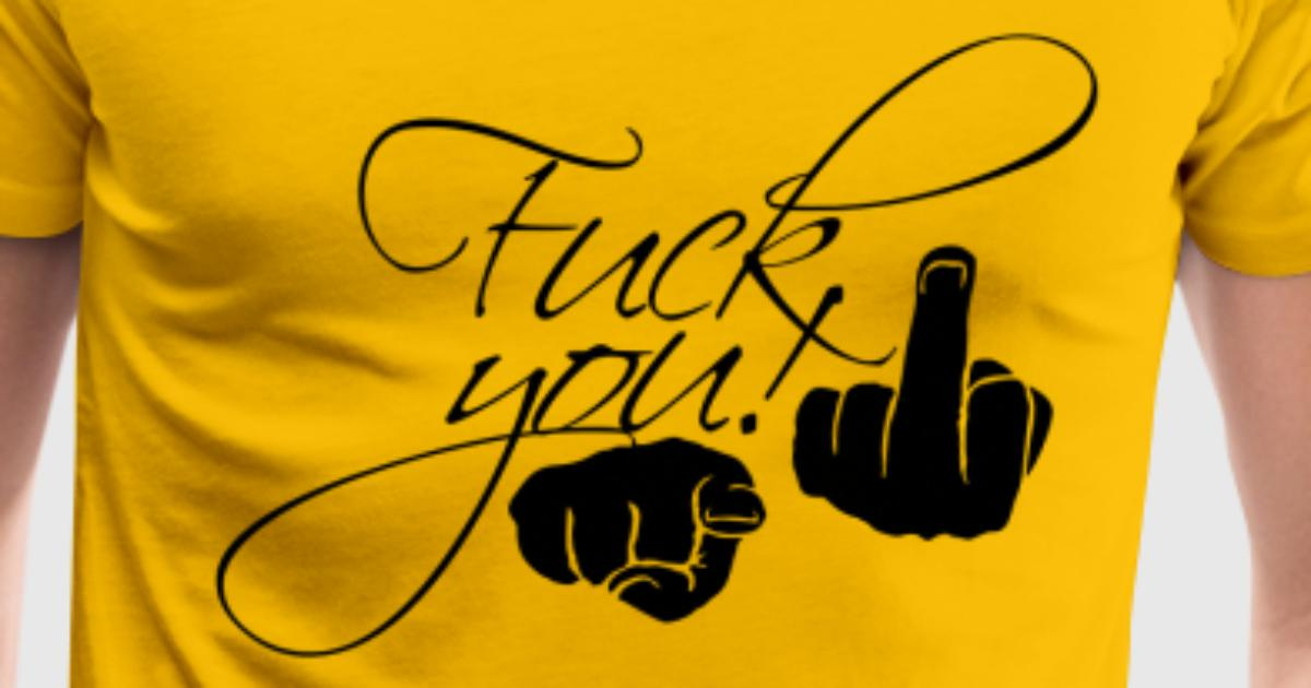 Hands Stinkfinger Middle Finger Show Symbol Fuck Y By Style O Mat