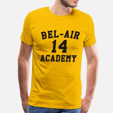 Academy Will Smith – Bel-Air Academy - Men's Premium T-Shirt