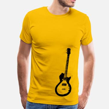 Gibson Guitars les paul gibson special guitar - Men's Premium T-Shirt