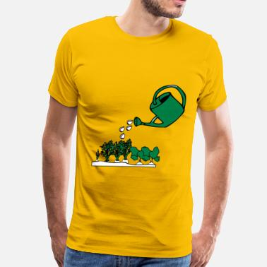 Vegetable Garden Garden vegetable watering - Men's Premium T-Shirt