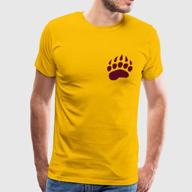 Bear Claw - Men's Premium T-Shirt