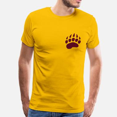 Bear Claw Bear Claw - Men's Premium T-Shirt