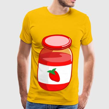 Strawberry Jam Strawberry Jam - Men's Premium T-Shirt