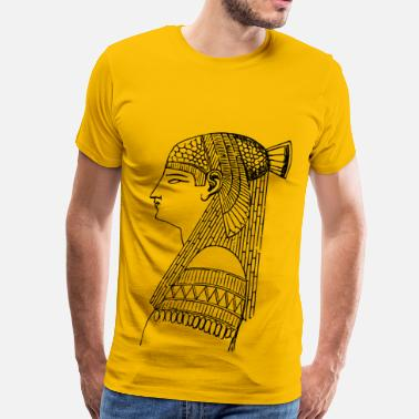 Goddess Isis Isis - Men's Premium T-Shirt