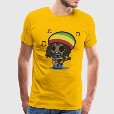 Reggae Boy - Men's Premium T-Shirt