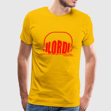 Lord by GP Wear - Men's Premium T-Shirt
