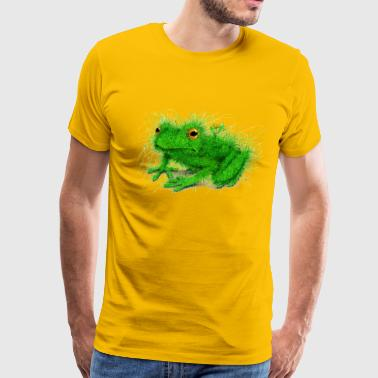 Grass Frog - Men's Premium T-Shirt