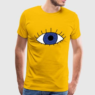 Eye Ball - Men's Premium T-Shirt