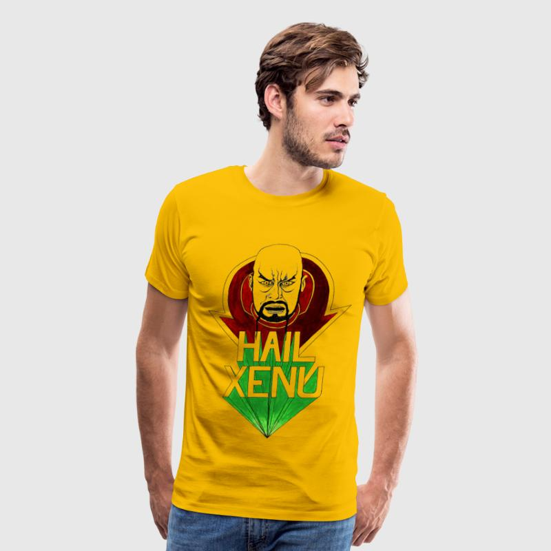 HAIL XENU! - Men's Premium T-Shirt