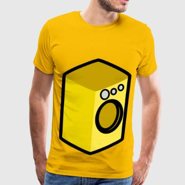 Washing Machine - Men's Premium T-Shirt