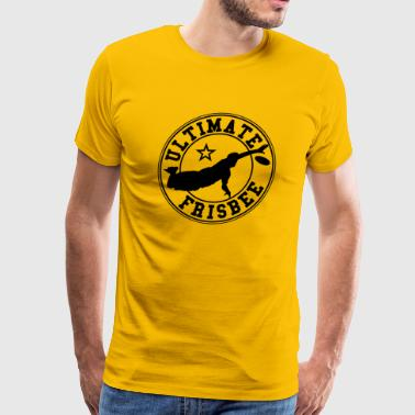 ultimate frisbee - Men's Premium T-Shirt