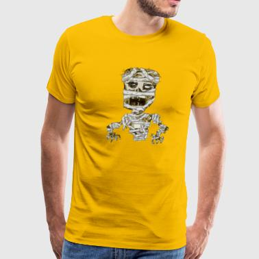 mummy - Men's Premium T-Shirt