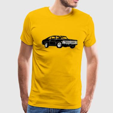 1968 Chevrolet Nova SS 396 - Men's Premium T-Shirt