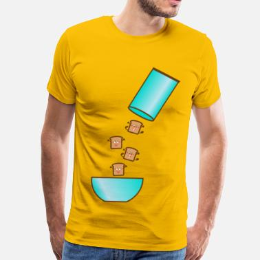 Cereal cereal - Men's Premium T-Shirt