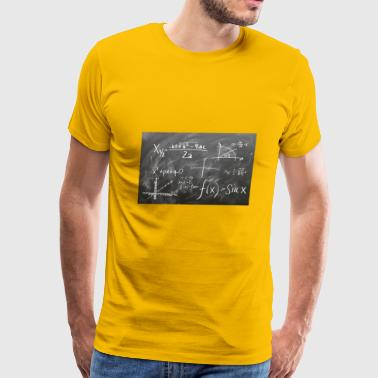 MATHematics - Men's Premium T-Shirt
