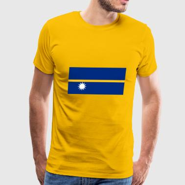 Nauru - Men's Premium T-Shirt