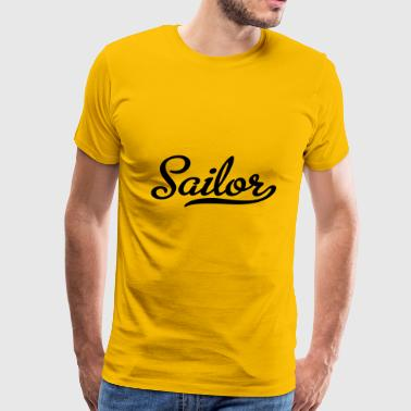sailor - Men's Premium T-Shirt
