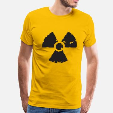 Activities Radioactive Radioactive - Men's Premium T-Shirt