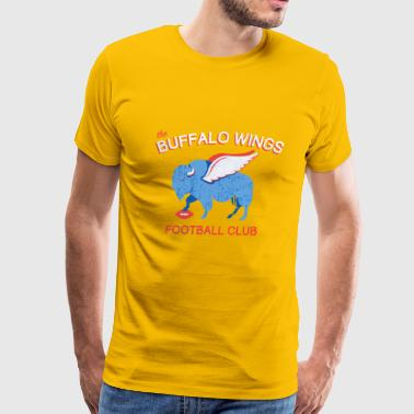Buffalo Wings - Men's Premium T-Shirt